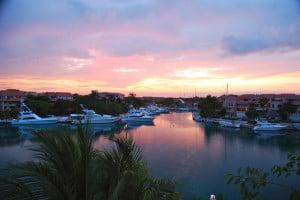 Puerto Aventuras Sunset