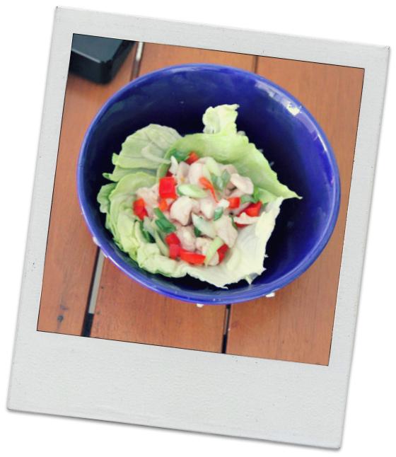ceviche lettuce taco
