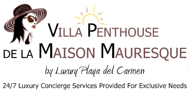 Villa Penthouse Playa del Carmen