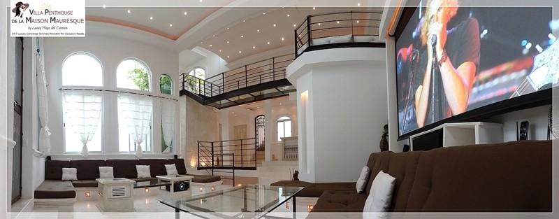 Penthouse villa Playa del Carmen